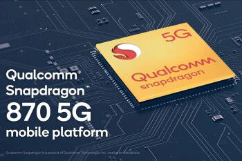 Qualcomm unveils Snapdragon 870 as the perfect chip for budget flagships