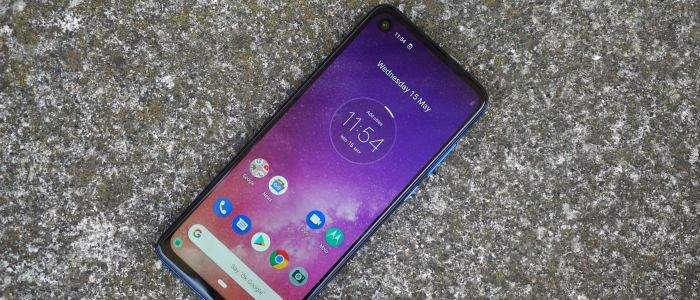 Motorola One Vision is a stylish budget pick with a distinctive 21:9 display