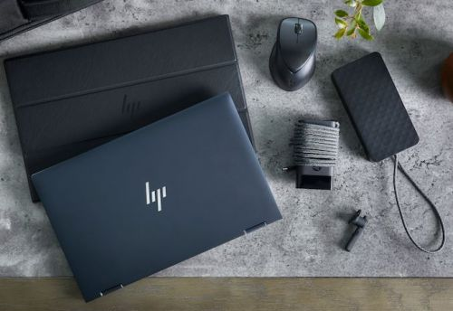 HP's Unveils Elite Dragonfly Laptop: 13.3-Inch Convertible With a 24.5 Hour Battery Life