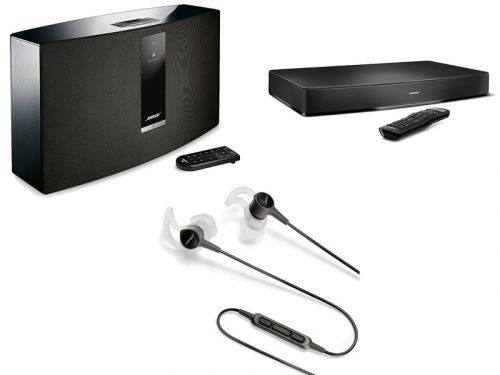 Bose Black Friday drops prices on its gear, including the SoundTrue Ultra in-ear headphones for $79