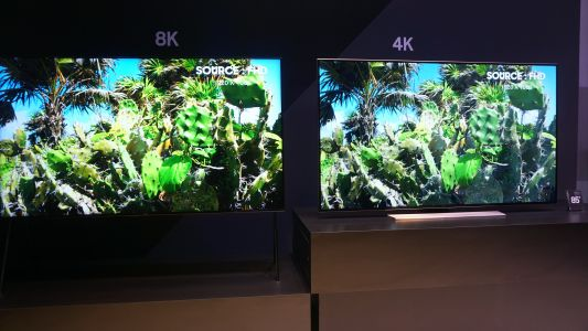 First Look: Samsung Q9S 8K TV with AI Upscaling makes hyper high-res content for you