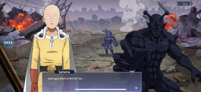 'One Punch Man: Road to Hero' Is a New Card RPG from Oasis Games Based on the 'One Punch Man' Brand and It Has a Release Date with Pre-Registrations Now Live
