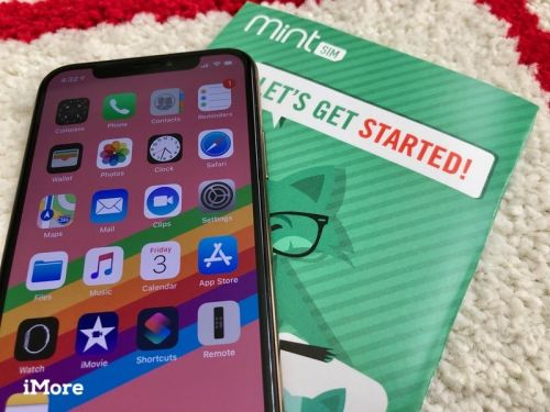 Get an unlocked iPhone with 0% financing from Mint Mobile for $18 per month