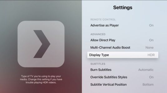 Plex Gains HDR Support on Apple TV, Face ID/Touch ID Support on iOS