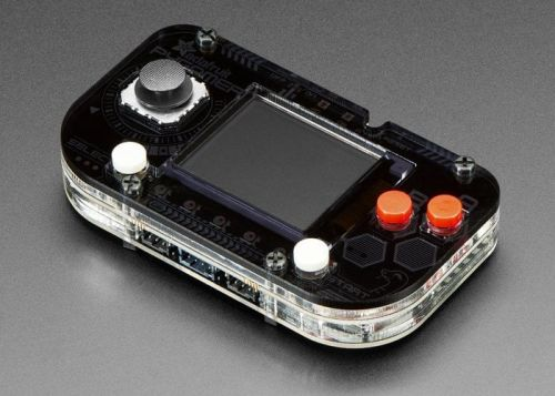 PyGamer open source handheld gaming starter kit $59.95