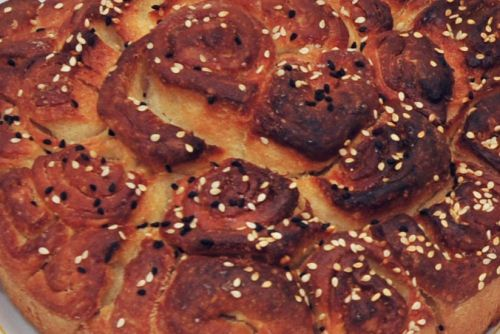 A Yemenite Shabbat Recipe.For Breakfast