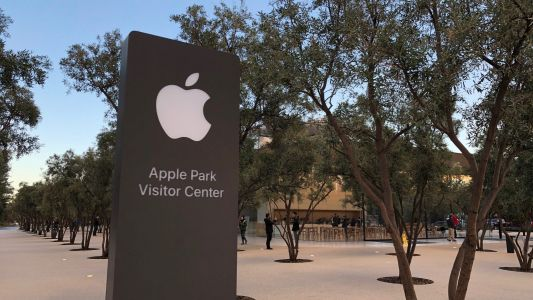 Apple Park's Visitor Center welcomes the public with grand opening celebration