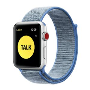 Official Apple video shows you how to use the Walkie-Talkie feature on the Apple Watch