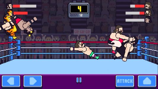 'Rowdy Wrestling' Review - Simple, Crazy Wrestling Fun