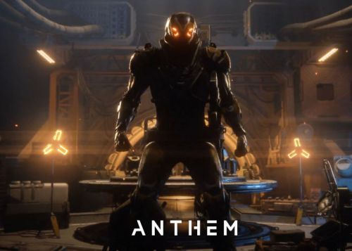 Anthem game open-world gameplay revealed