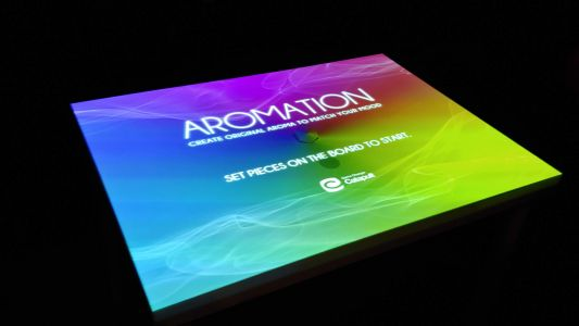 Sounds you can smell: Panasonic Aromation adds aromas to your arias