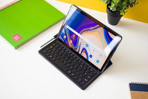 Samsung's flagship tablet, the Galaxy Tab S4 is getting updated to Android 9.0 Pie