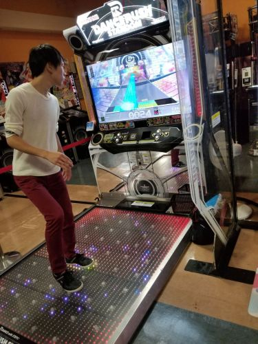 A bewildered, far-from-conclusive look at the state of public gaming in Tokyo