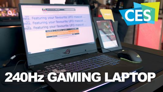 CES 2019: ASUS brings 240hz to gaming laptops with the ROG Strix SCAR II