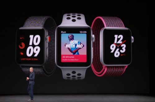 Leak confirms Apple Watch Series 4 is launching next month