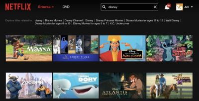 Disney to Pull Movies From Netflix, Launch New Streaming Services