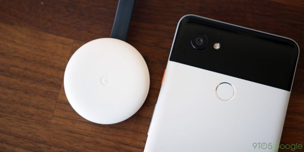 Hands-on: The new white Chromecast is Google's 'Panda' product for 2018