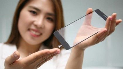 In-screen fingerprint reader? Samsung's working on in-screen everything