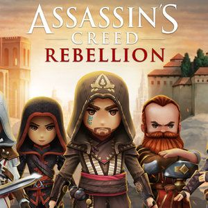 Ubisoft's Assassin's Creed Rebellion coming to Android and iOS on November 21
