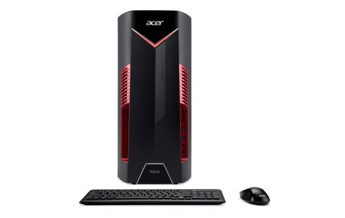 Acer's Nitro 50 series desktop PCs offer plenty of power for reasonable prices