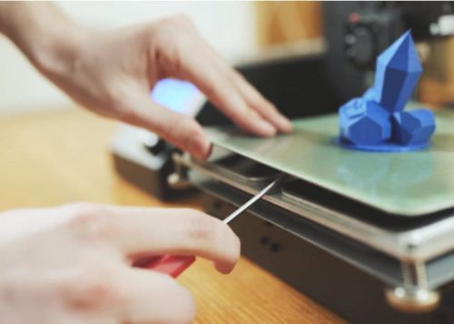 3D Printing Beds Designed For Specific Materials