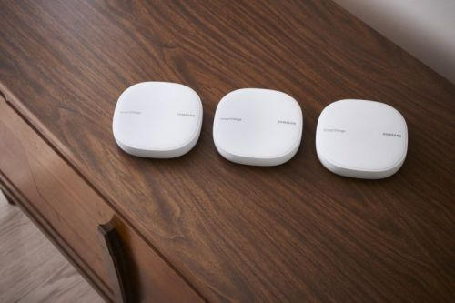 Samsung Promises Smarter Wi-Fi With New SmartThings Mesh Router
