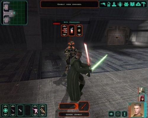 Star Wars: Knights of the Old Republic 3 may have a long wait, if it ever happens at all