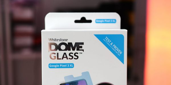 Hands-on: Whitestone Dome Glass for Pixel 3 XL is expensive but the perfect screen protector