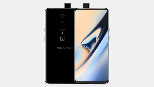 OnePlus 7 To Sport A Pop-Up Selfie Camera & Bezel-Less Design: Leak