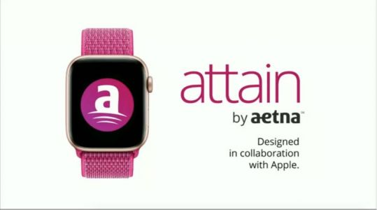 Aetna makes an Apple Watch app-promises not to use activity data against you