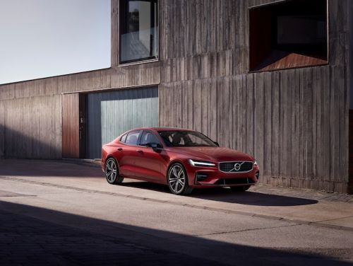 New Volvo S60 Sport Saloon Revealed, To be Manufactured In The US