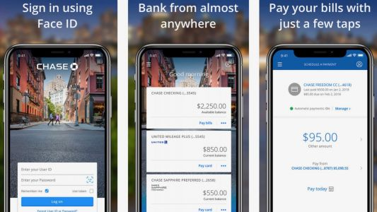 Chase Mobile updated with iPhone X optimization & more