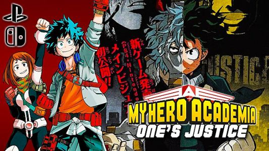 My Hero Academia: One's Justice Revealed for Switch and PS4