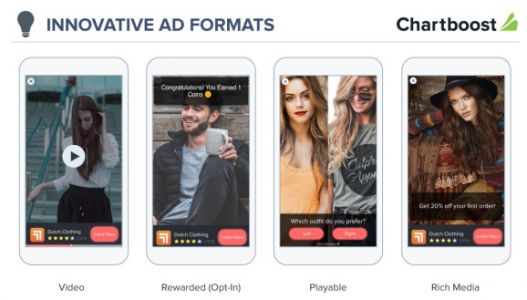Chartboost uses automated ad partners to make more money for mobile game devs