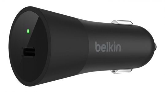 Belkin Debuts 36W USB-C Car Charger That Offers Fast Charging for iPhone X, 8, and 8 Plus