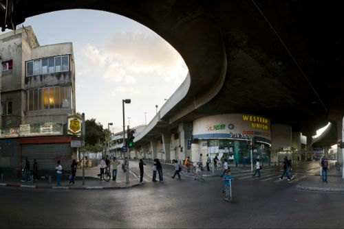 Fear and Loathing in Tel Aviv's Central Bus Station