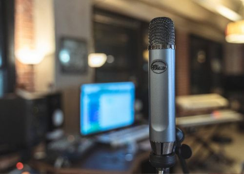 Blue Ember XLR microphone designed for streaming $100