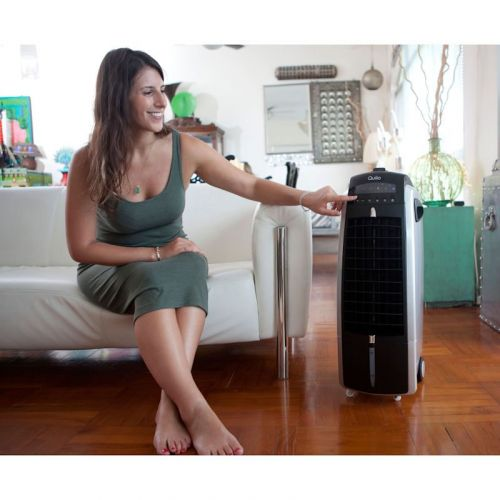 Quilo 3in1 Tower Fan with Evaporative Air Cooler and Humidifier
