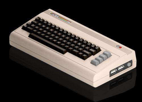 Commodore 64 Mini releases on October 9 with 64 built-in games