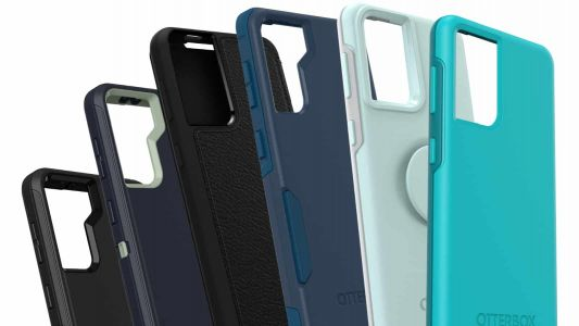 Give Your Galaxy S21 Premium Protection With These OtterBox Cases