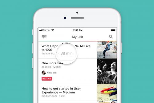 Pocket Introduces Time Estimates for Articles and Videos in iOS App