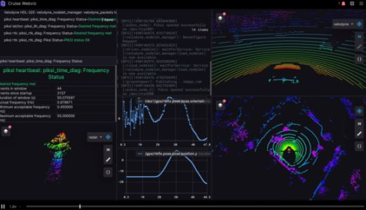 Cruise open-sources Webview, a tool for robotics data analysis