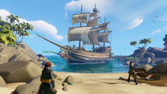 Set sail with this Sea of Thieves 50% off deal