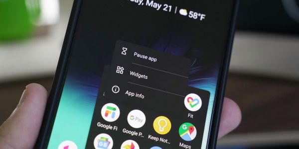 Digital Wellbeing hits Pixel Launcher w/ convenient 'Pause App' buttons for some