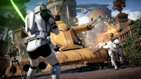 Star Wars Battlefront 2's Microtransactions Are Back