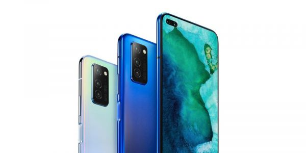 The Honor View 30 Pro goes official, hinting at the upcoming Huawei P40 Pro design