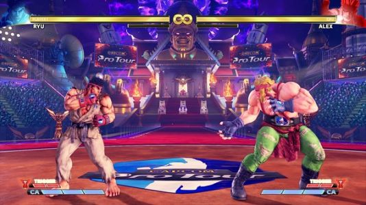 In-Game Ads Coming To Street Fighter V Starting December 11th