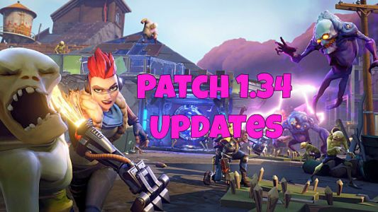 Fortnite Guide: What's New in Update 1.34 from Campfires to Screenshots