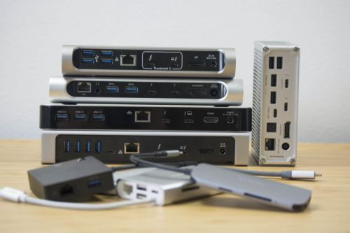 Guidemaster: How to navigate the tricky world of Thunderbolt 3 and USB-C docks