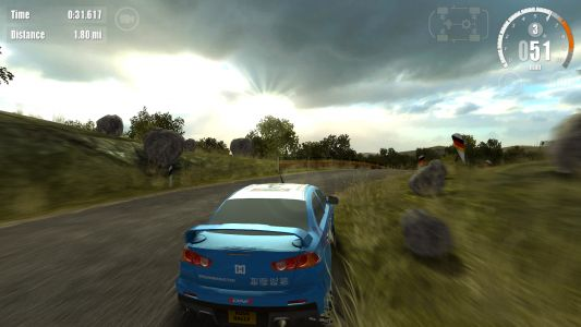Rally Racer 'Rush Rally 3' Finally Hitting the App Store on March 29th
